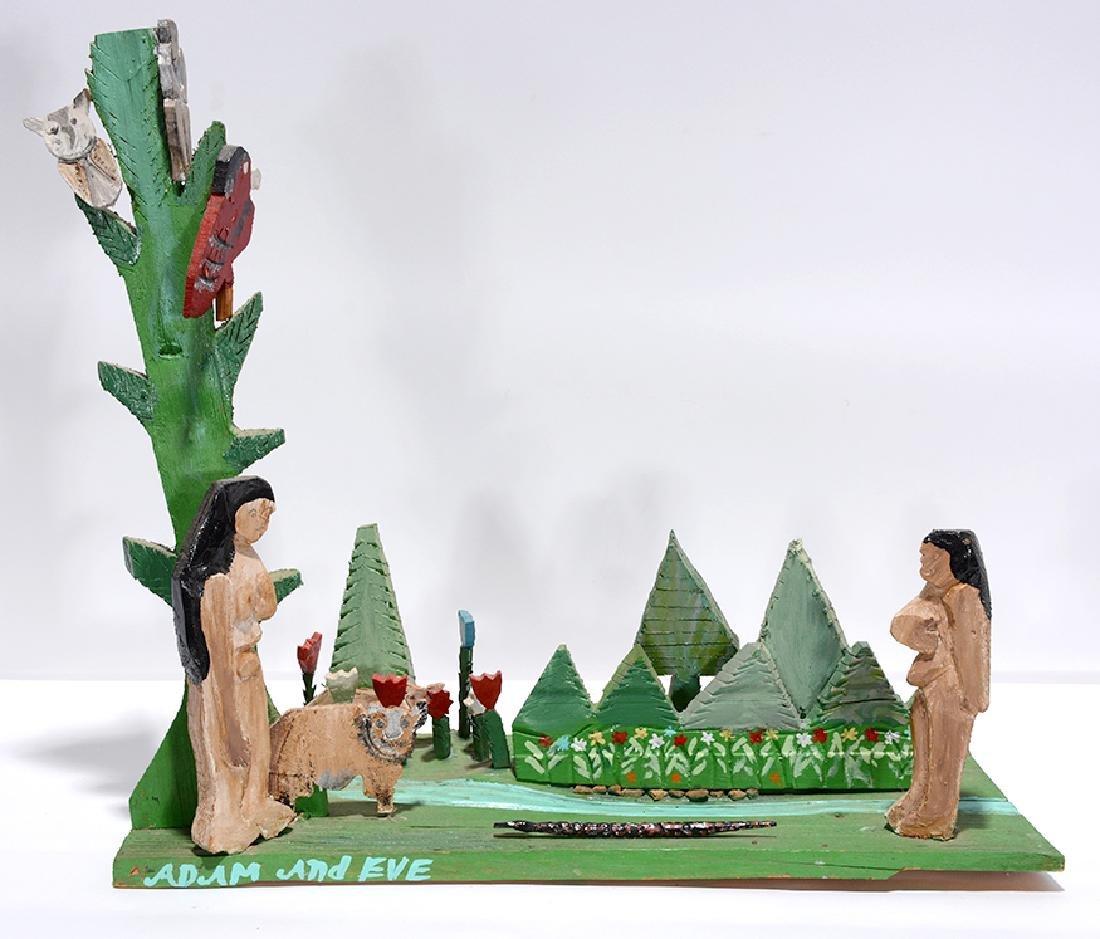 James Harold Jennings. Adam & Eve.