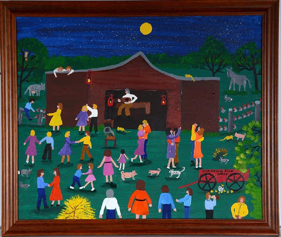 Mary Greene. Barn Dance.