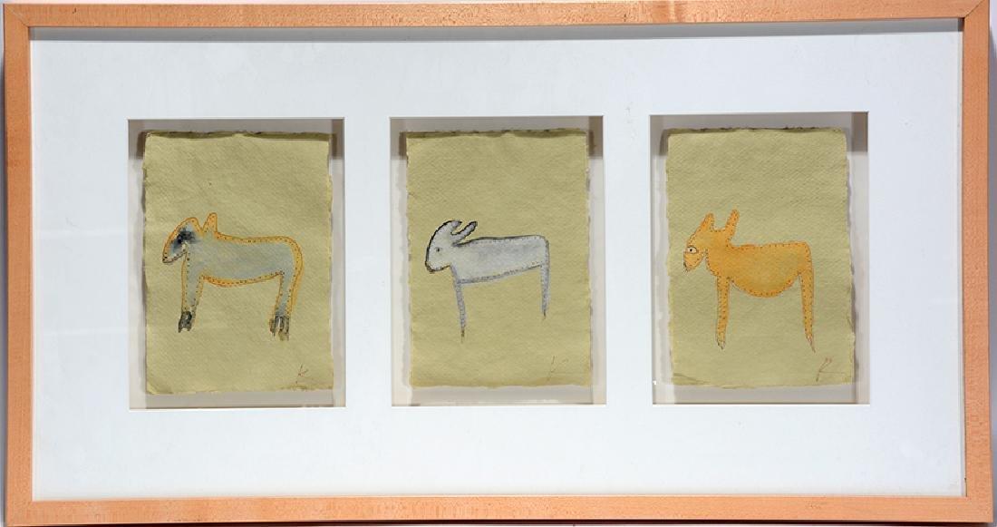 Karl Mullen. Three Beasts.