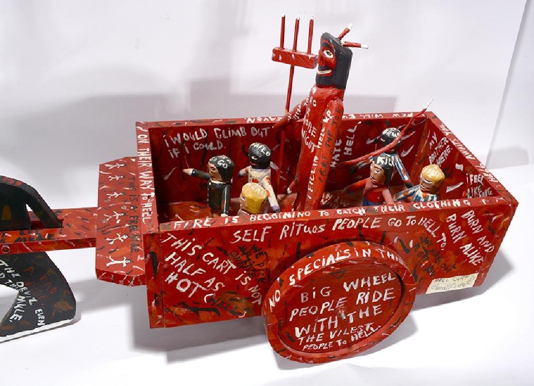 Ronald Cooper. Hell Cart. - 2
