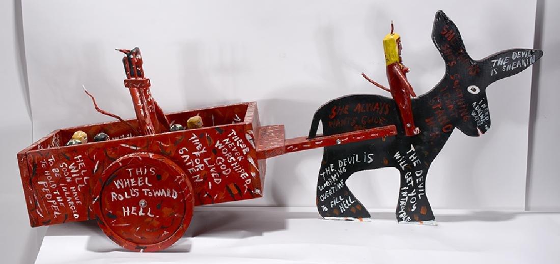 Ronald Cooper. Hell Cart. - 4