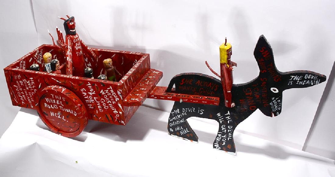 Ronald Cooper. Hell Cart. - 5