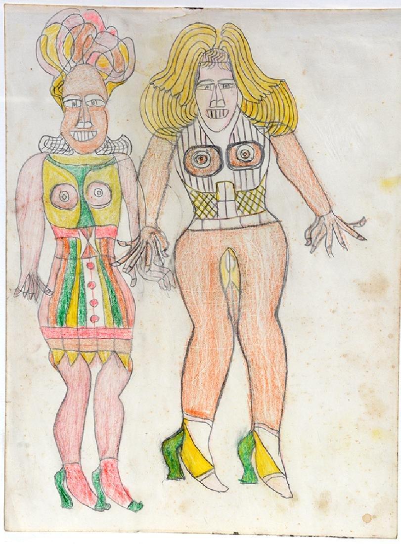 Henry Speller. Erotic Women.