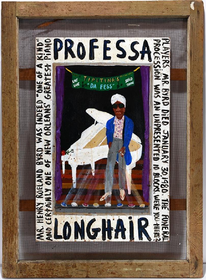St. James Boudrot. Professor Longhair.