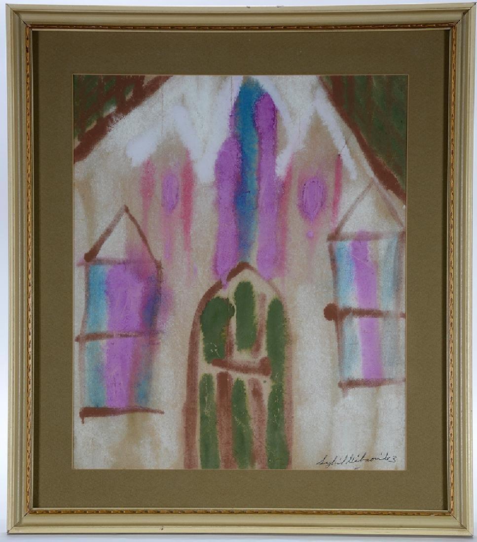 Sybil Gibson. Church.