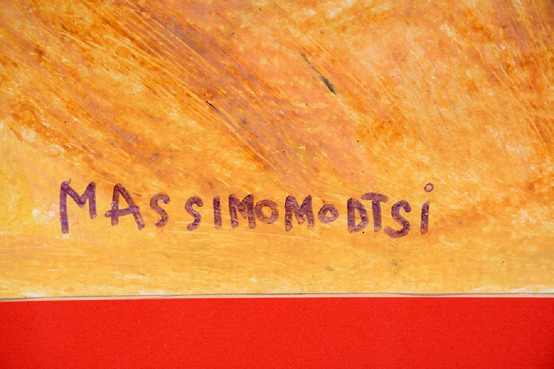 Massimo Modisti. Black Shoes. - 2