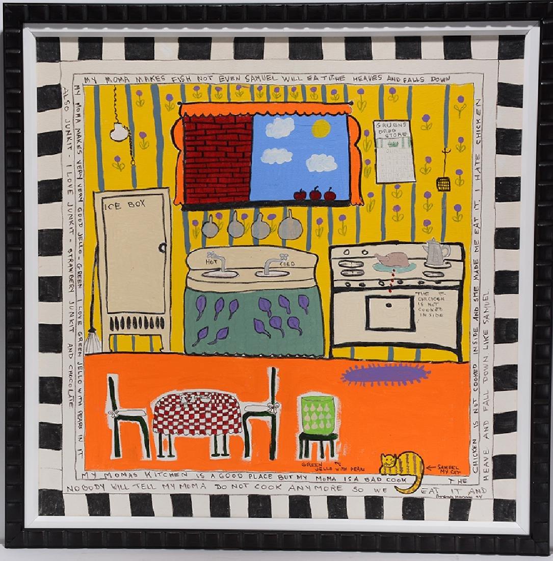 Rodney Harris. Mama's Kitchen, #1