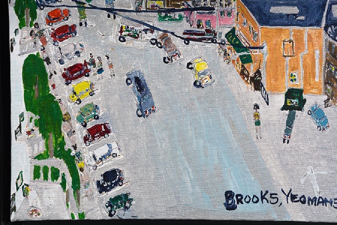 Brooks Yeoman. Three Works. - 4