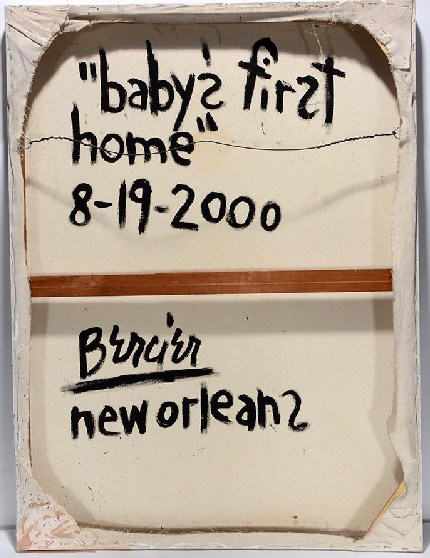 Marc Bercier. Baby's First Home. - 2