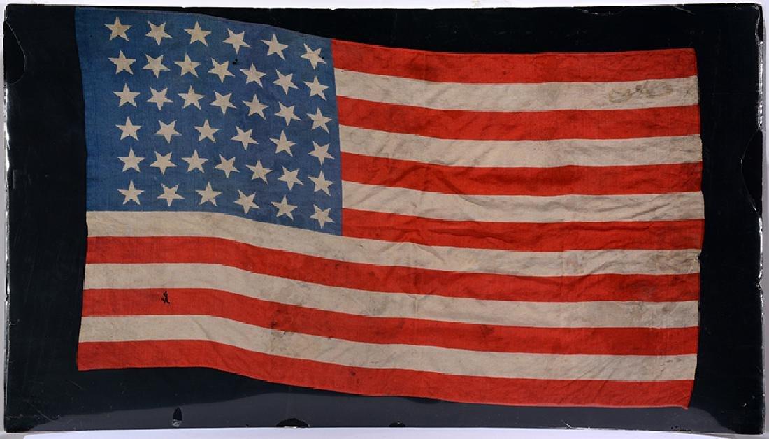 39 Star Am. Flag. Never An Official Star Count.