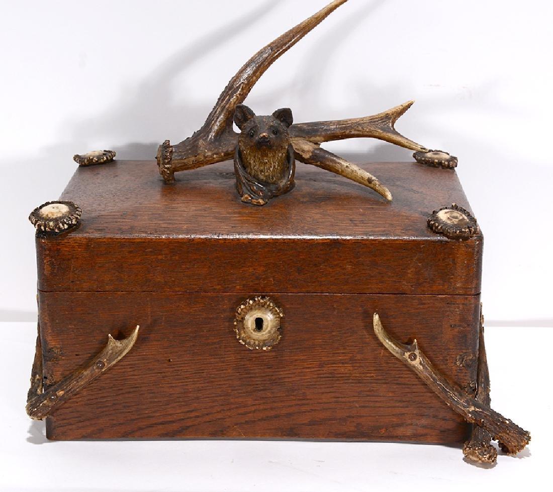 Adirondack Humidor Box.