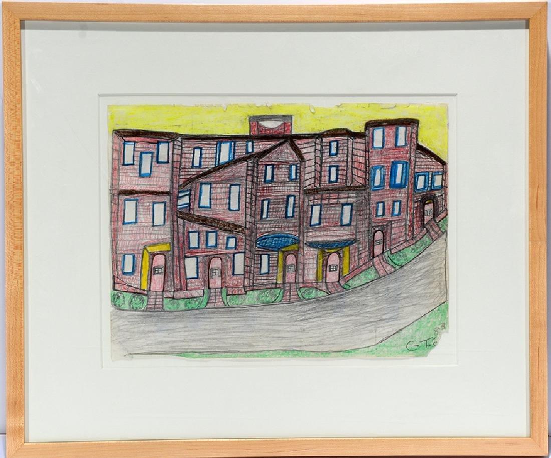 Carter Todd. Row Houses.