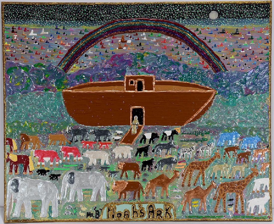 Mr. B. Noah's Ark.