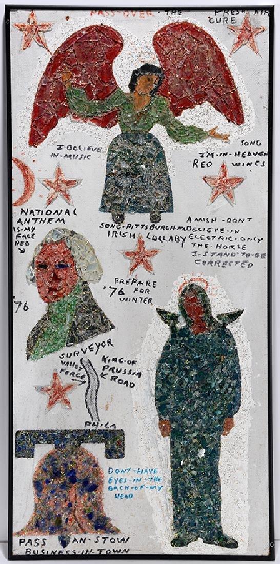 Baltimore Glassman. American Icons.