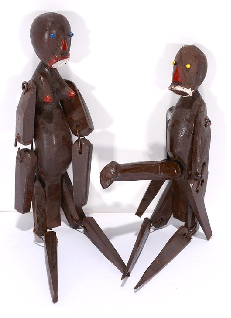 Henry York. Erotic Couple.