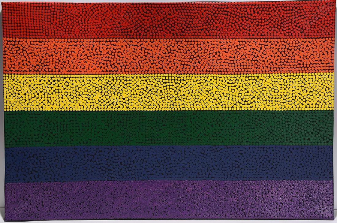 Raelene Williams. Rainbow Pride.