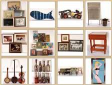 Various Artists. Fun Folk Art Grouping.