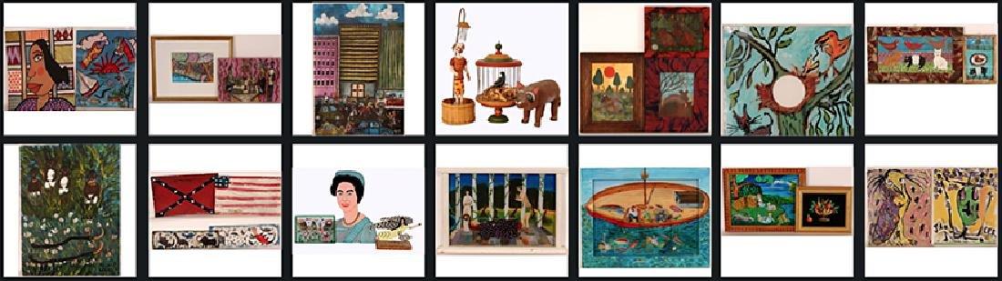 Mixed Artists. Fun Art Collection.