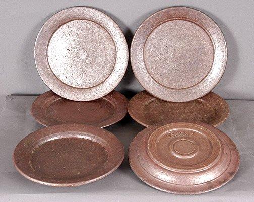 65: Lanier Meaders Six Plates.