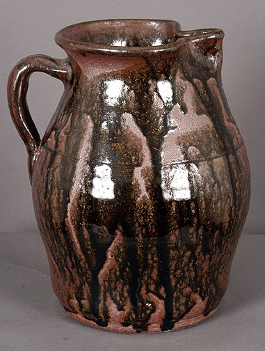 69: Lanier Meaders  Large Pitcher.