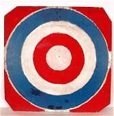 325: J.B. Lemming American Flag & Target.