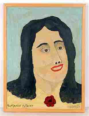 526: Antonio Esteves Mrs. Marie Esteves.