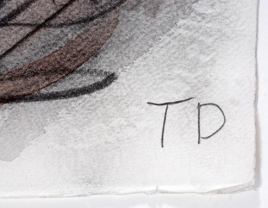 Thornton Dial. Portrait On Jungle Tiger. - 4