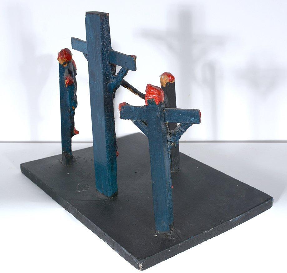 Dilmus Hall. Crucifixion. - 5
