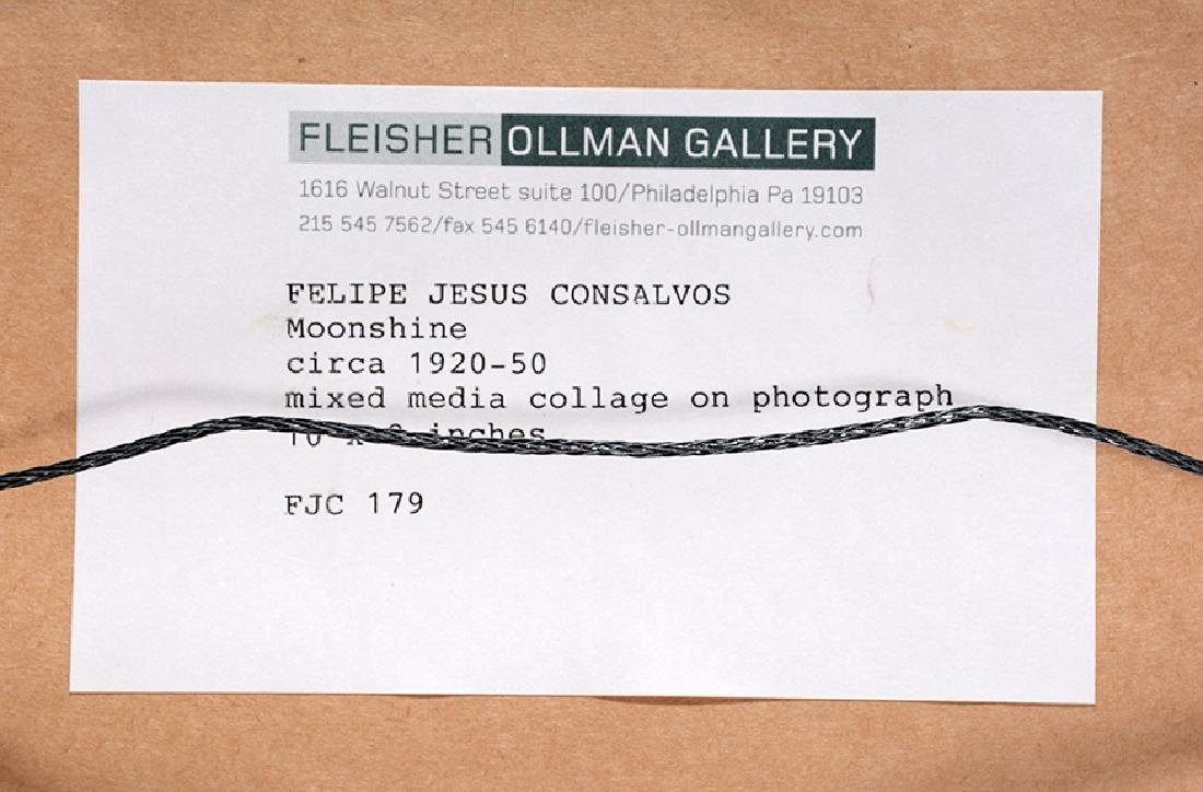 Felipe Jesus Consalvos. Moonshine. - 2
