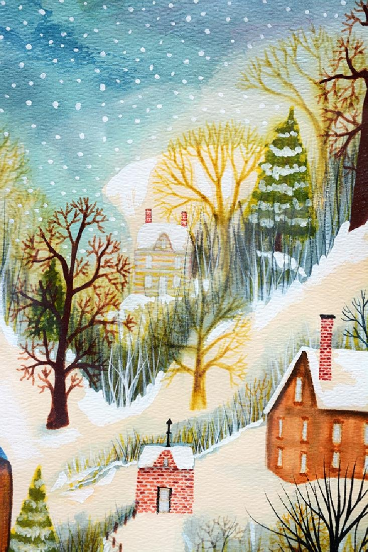 Janet Munro. A Winter Day. - 6