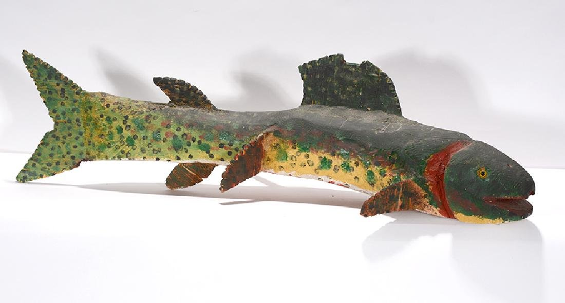 Felipe Archuleta. Rainbow Trout. - 3
