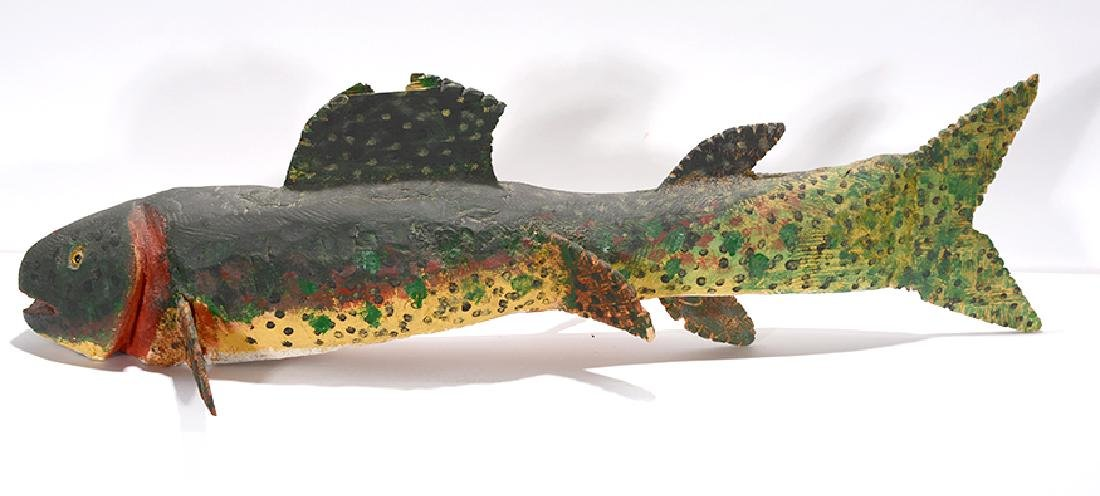 Felipe Archuleta. Rainbow Trout. - 4