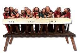 Vernon Burwell. The Last Supper.