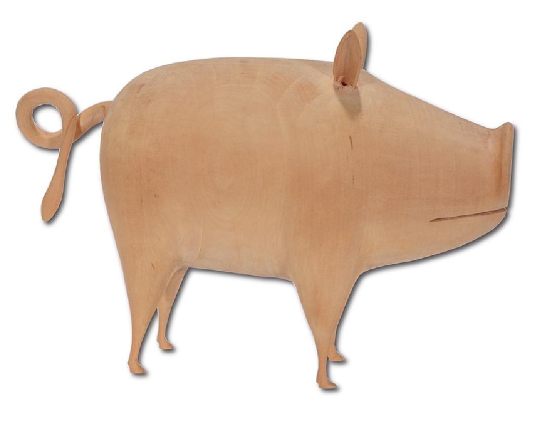 Linville Barker. Pig.