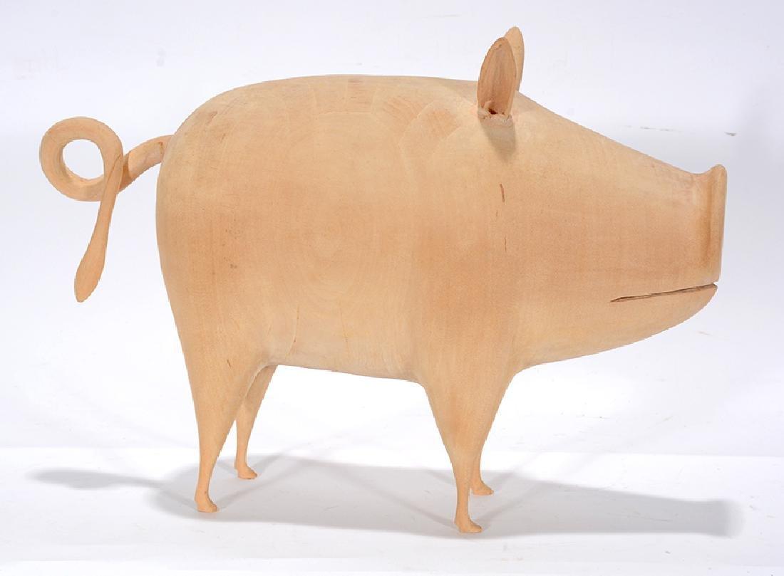 Linville Barker. Pig. - 2