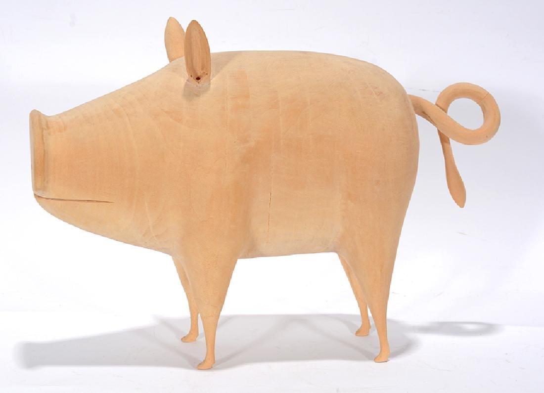 Linville Barker. Pig. - 3