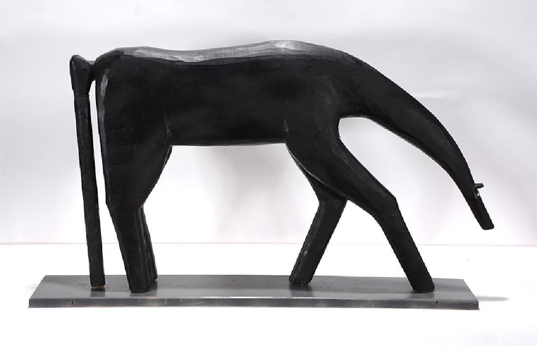 Garland Adkins. Black Horse. - 3
