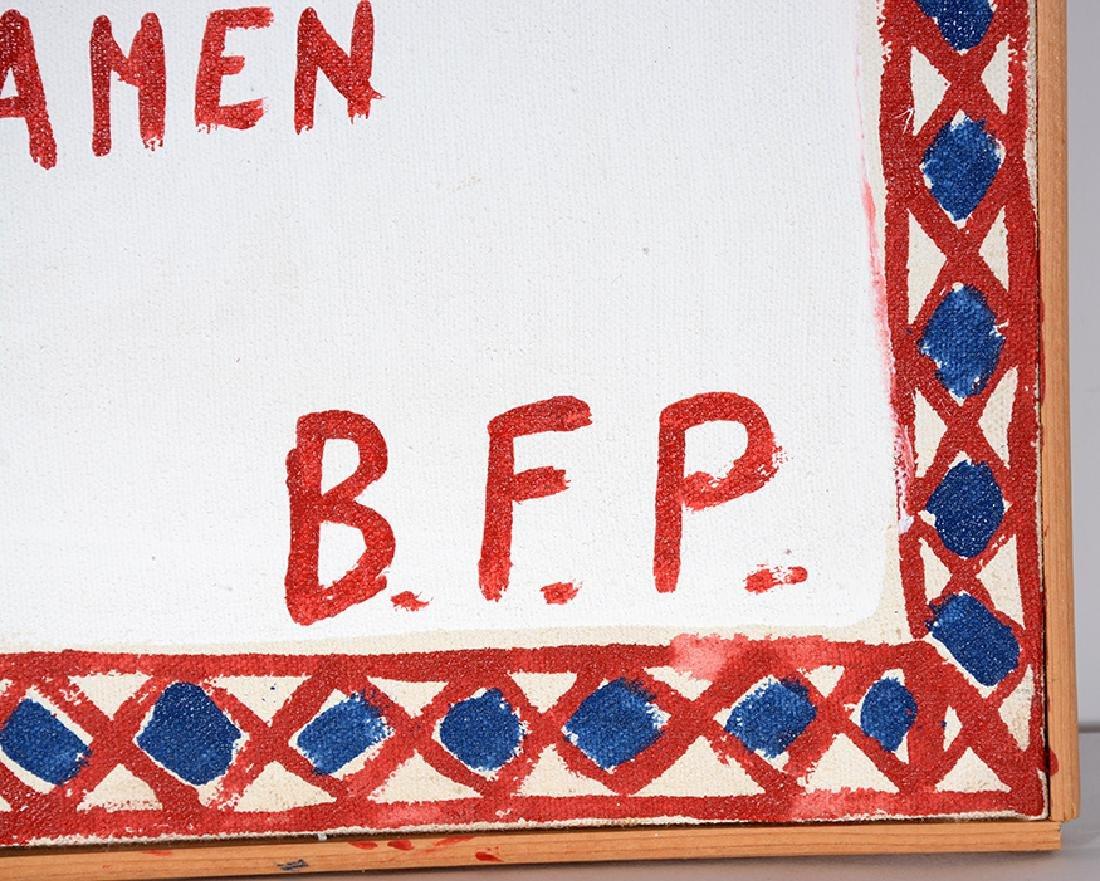 B.F. Perkins. 23rd Psalm. - 3