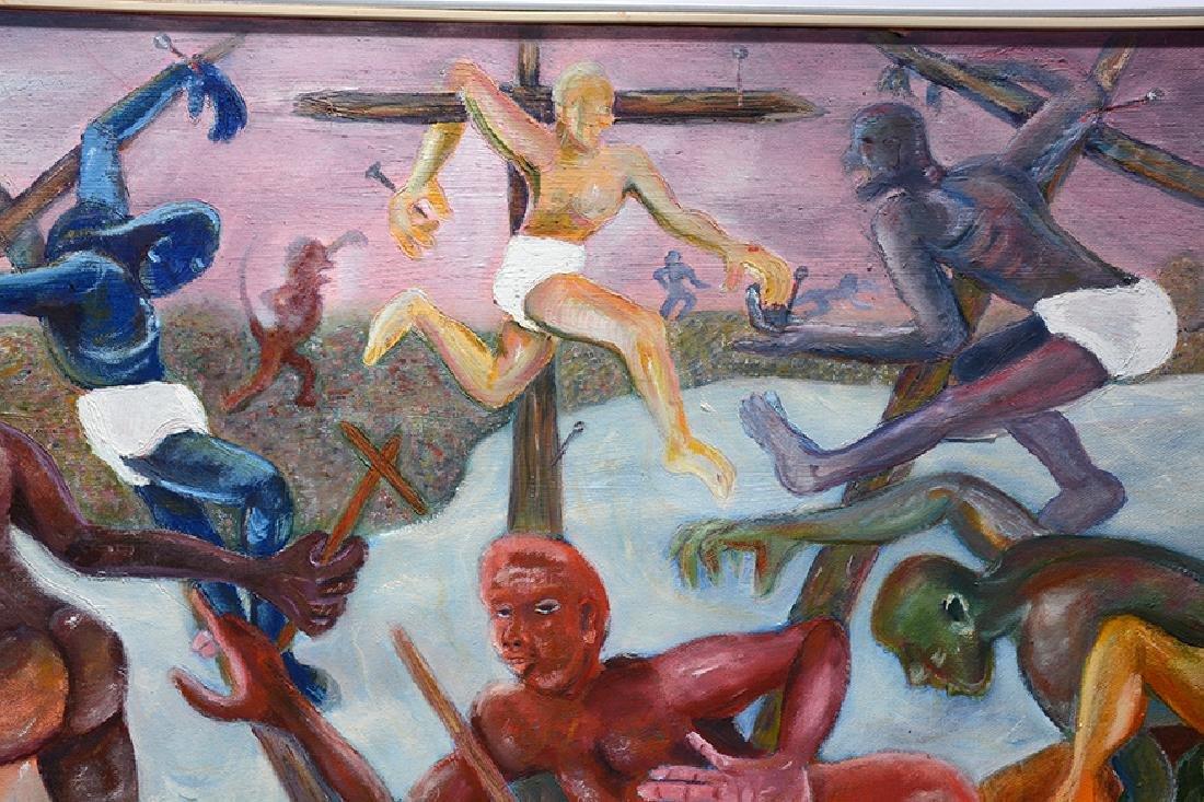 Roger Rice. Jerusalem In Mississippi. - 4