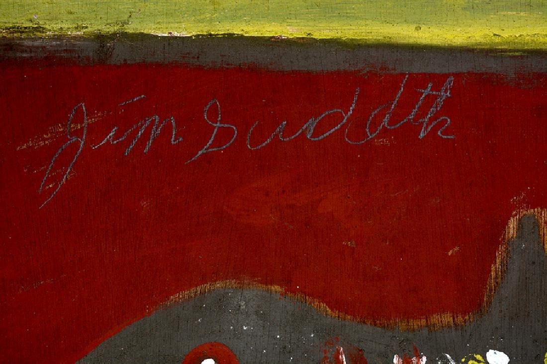 Jimmy Lee Sudduth. Prehistoric Walking Fish. - 2