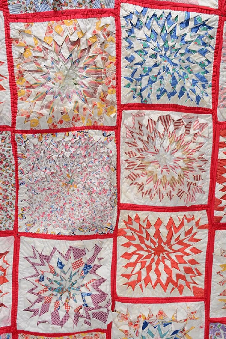 Miss Birdie Flagg, Mayfield, KY. Signature Quilt. - 3