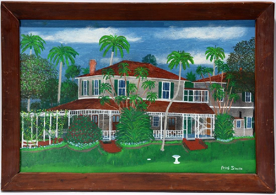 Frog Smith. Florida Estate Home.