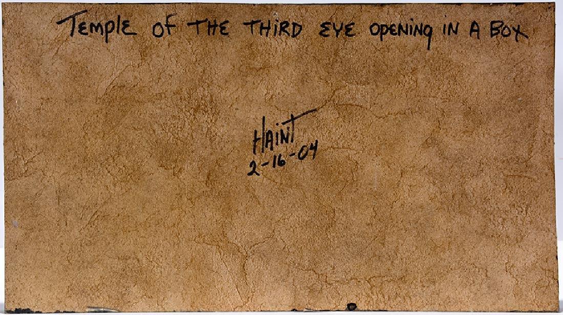 Alan Wayne Bradley - 'Haint'.  Temple Of The Third Eye. - 4