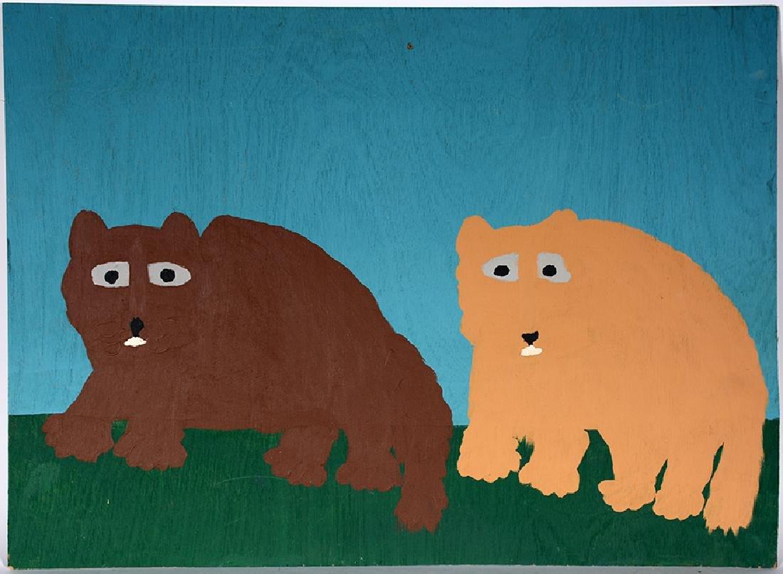 Jake McCord. Two Bears.