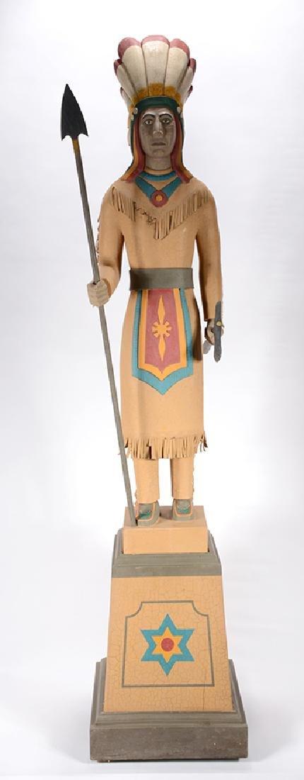 S. Cornette. Indian Chief. - 3