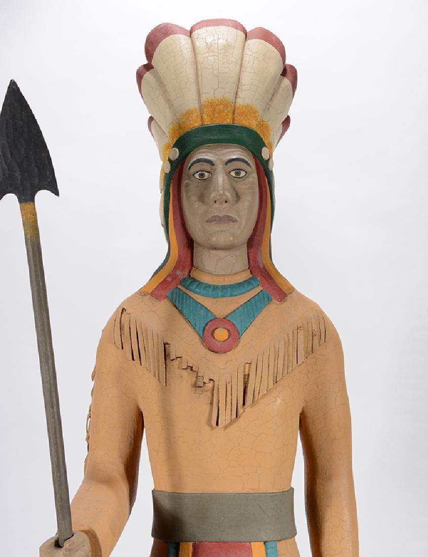 S. Cornette. Indian Chief. - 4
