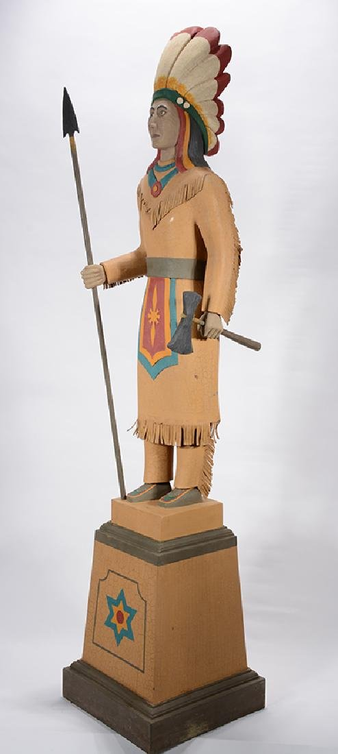 S. Cornette. Indian Chief. - 5
