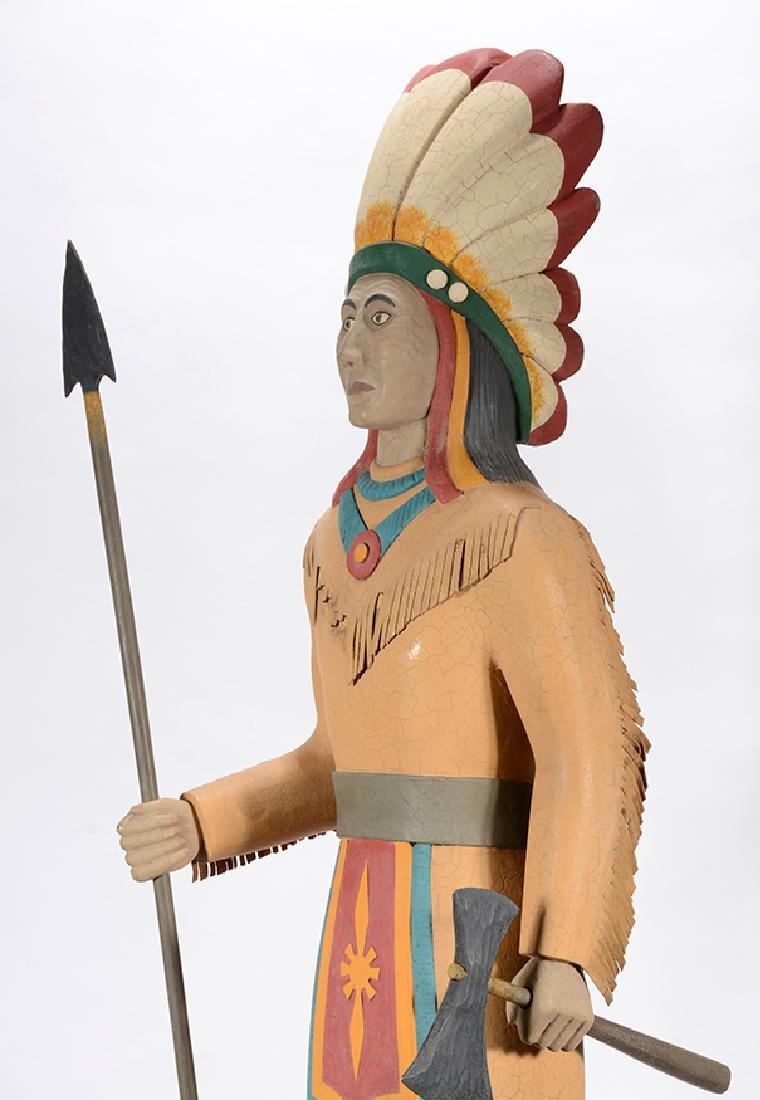 S. Cornette. Indian Chief. - 6