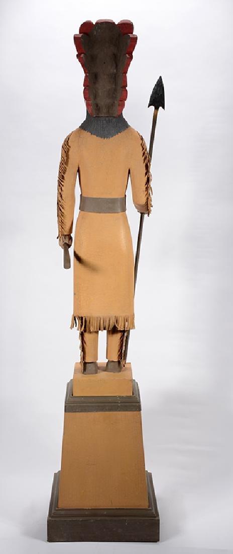 S. Cornette. Indian Chief. - 7