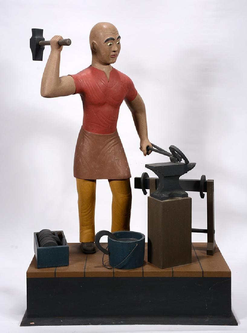 S. Cornette. Blacksmith. - 2